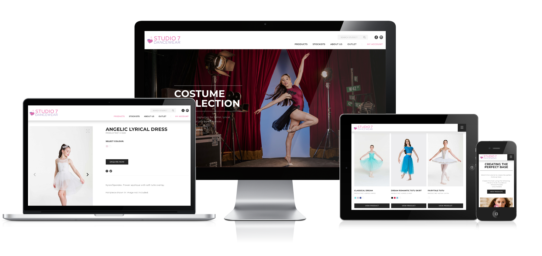 Divine Digital - Studio 7 Dancewear